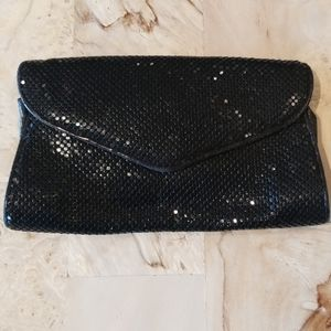 Whiting and Davis international sequined clutch